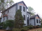 blue exterior house painting atlanta